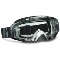Scott Tyrant goggle tangent grey clear works