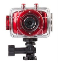 ROLLEI youngstar actioncam punainen