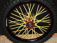 Spoke wraps, pinnasuojat