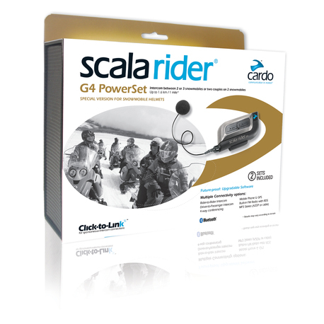 Scala Rider G4 Powerset Snowmobile