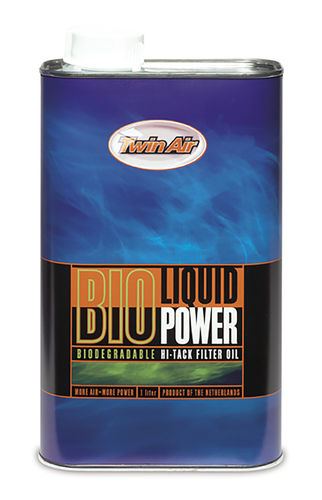 Twin Air Liquid Bio Power, Air Filter Oil (1 liter) (IMO)